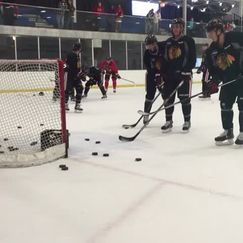 cleanup cleanup everybody everywhere - Vine by Chicago Blackhawks - cleanup cleanup everybody everywhere