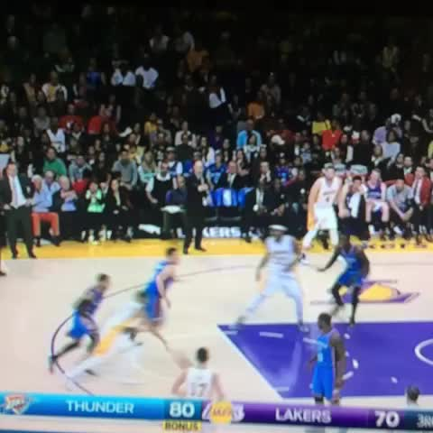 Vine by Anthony Slater - Jeremy Lamb wants you to know this was an offensive foul