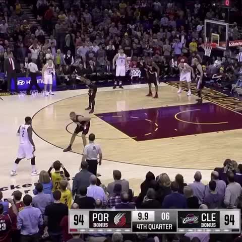 Vine by BattlesNBA - Kyrie Irving For The Win!