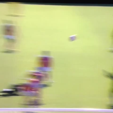 Vine by Anfield HQ - This angle ???? Bentekes first goal for Liverpool!