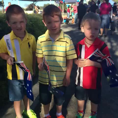 Vine by Maddie Wines - Happy #AustraliaDay from #Strathfieldsaye @bgoaddy