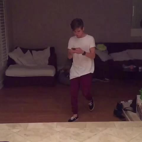 Vine by Matthew Espinosa - When you get that clutch phone save 🙌😂