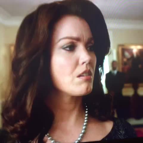 """Vine by Chris Rackliffe - """"You almost had me.""""—Mellie #Scandal #TGIT"""