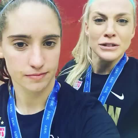 Vine by ussoccer_wnt - World Champions!