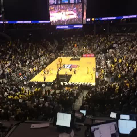 Lev Fachers post on Vine - This Michigan crowd right now...man - Lev Fachers post on Vine