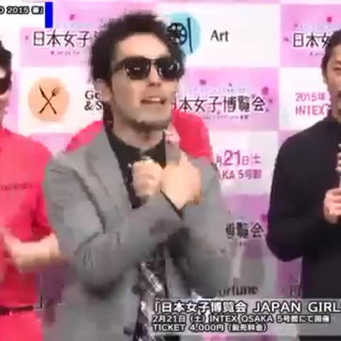Vine by yuuuki - オリラジのラッスンゴレライ💃似すぎ#lol#ラッスンゴレライ#オリラジ#8.6秒バズーカ