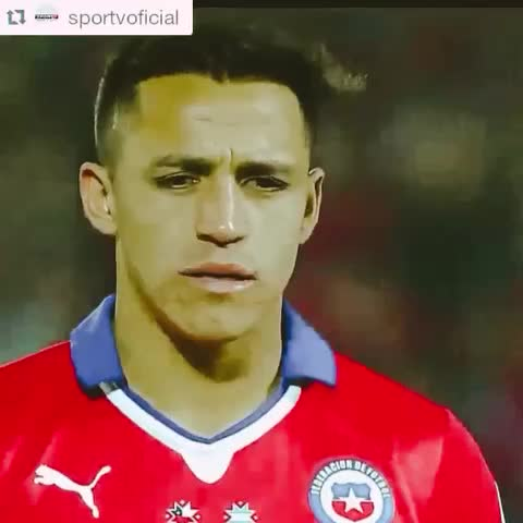 Vine by Fútbol Factory - #AlexisSanchez finishes it off with a cheeky PK to win the #CopaAmerica hosted by #Chile