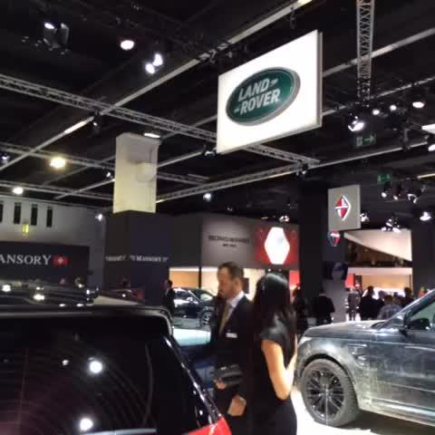 Aperçu d'une vidéo de l'article Land Rover Discovery Sport : le moteur Ingenium à Francfort