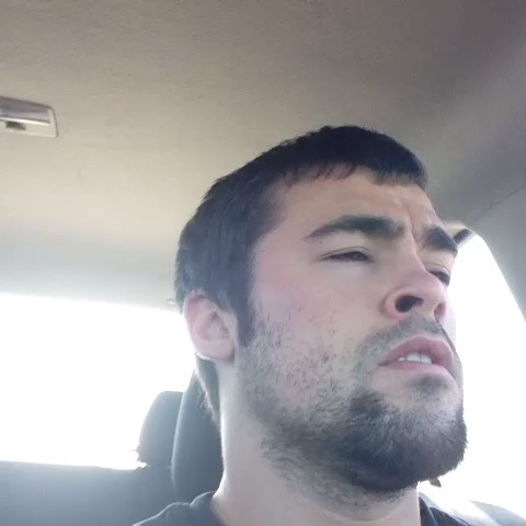 Keith Allen Vankes post on Vine - #howto have your morning drive to work #popular #favthings #nice #selfie #awesome #whitneyhouston #funny #followback #f4f #loop - Keith Allen Vankes post on Vine